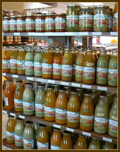 soupes bio producteur